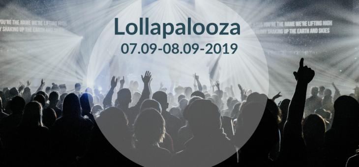 Festiwal Lollapalooza 2019