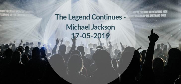 Michael Jackson – The Legend Continues