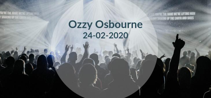 Ozzy Osburne