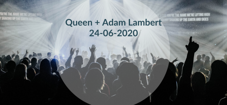 Queen + Adam Lambert (FANBUS)